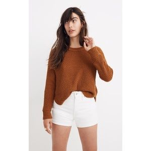 NEW Madewell Parkhouse Pullover Sweater